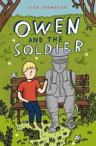 Lisa Thompson, Owen and the Soldier