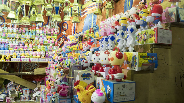 Chinese Toys sold in Ramadan market