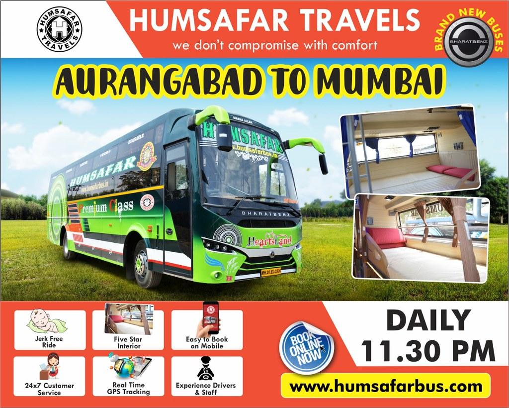 Humsafar Travels-Responsive PopUp  Banner
