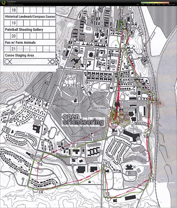 2019-05-11_Leavenworth adventure race_route
