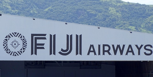 Fiji Airways Hangar