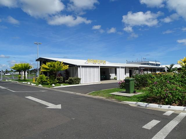 Nadi Airport Domestic Terminal