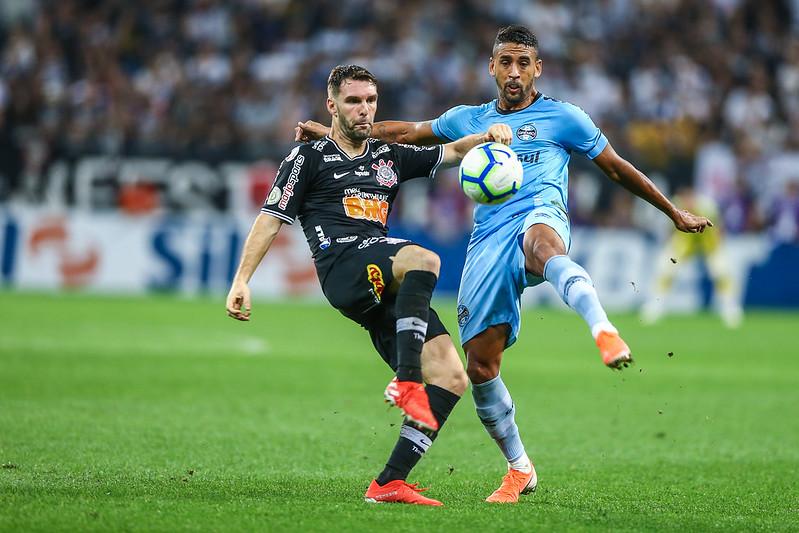 Corinthians x Grêmio 11/05/19