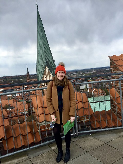 Michelle Shevin-Coetzee, visiting Lüneburg as a Fulbright-Schuman Researcher to Germany