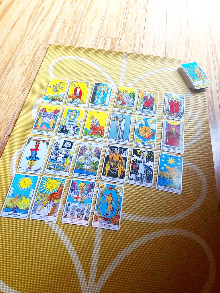 Tarot Card 101 Workshop