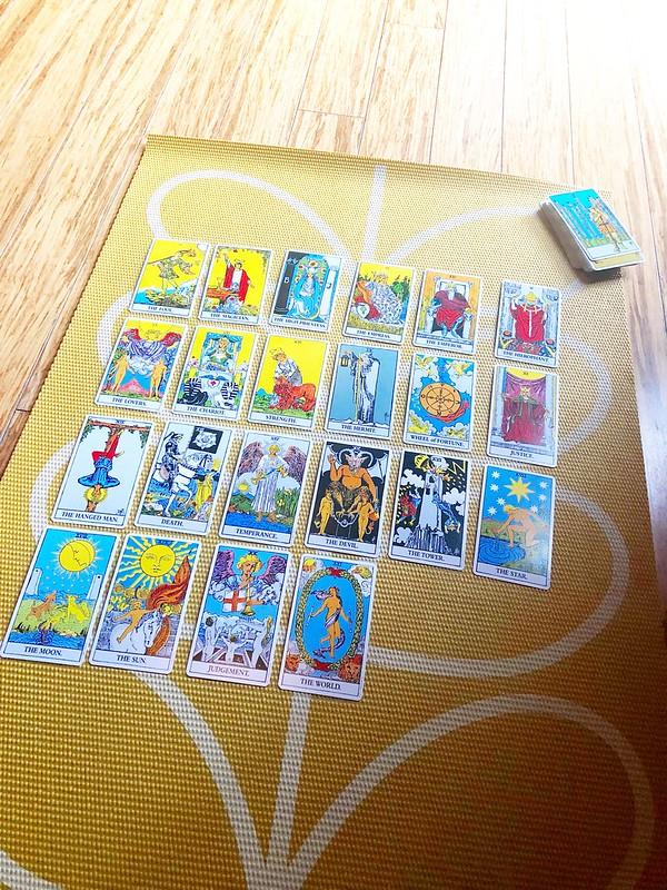 Tarot Card 101 Workshop