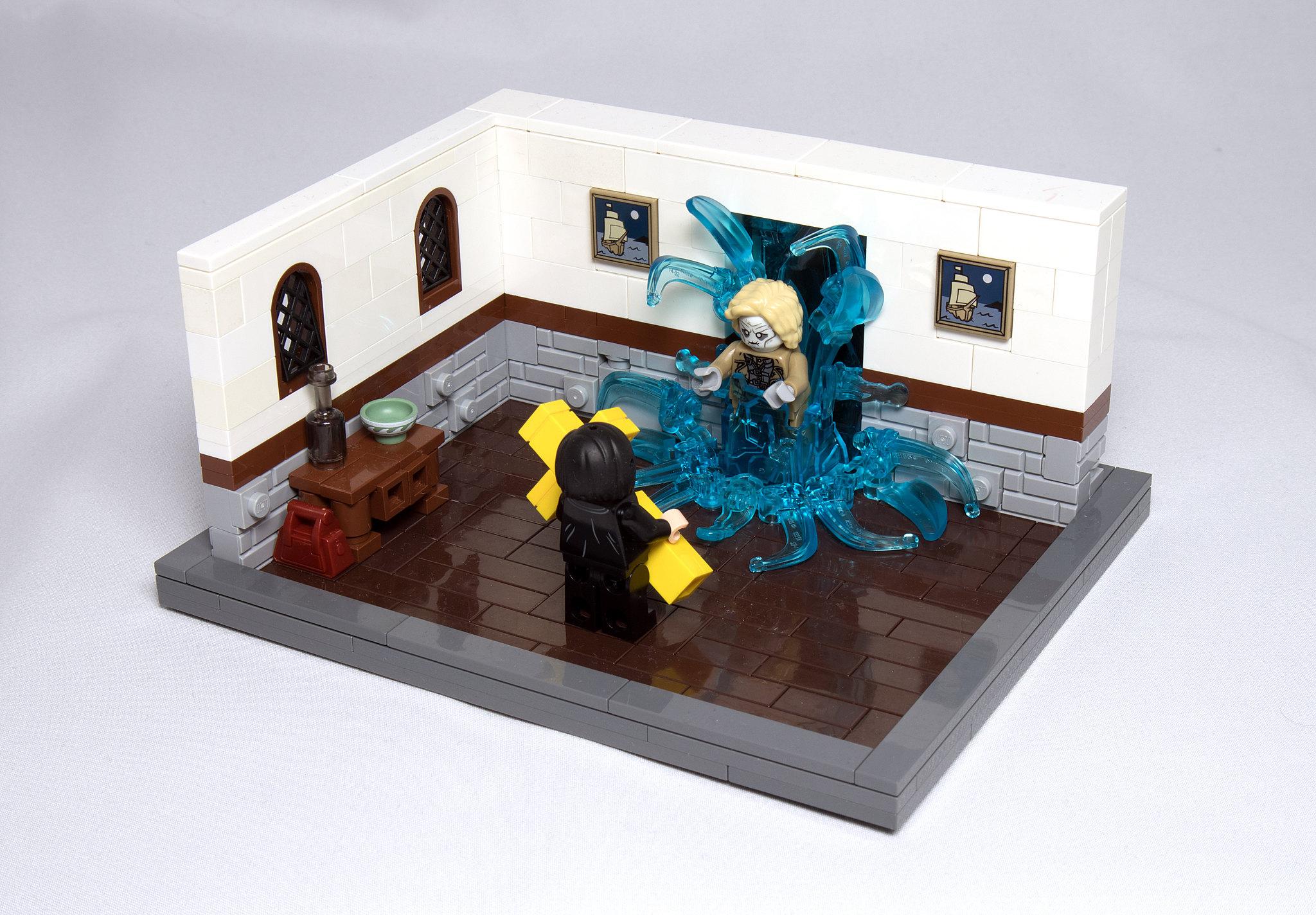 LEGO® MOC by vitreolum: The Fog (1980)
