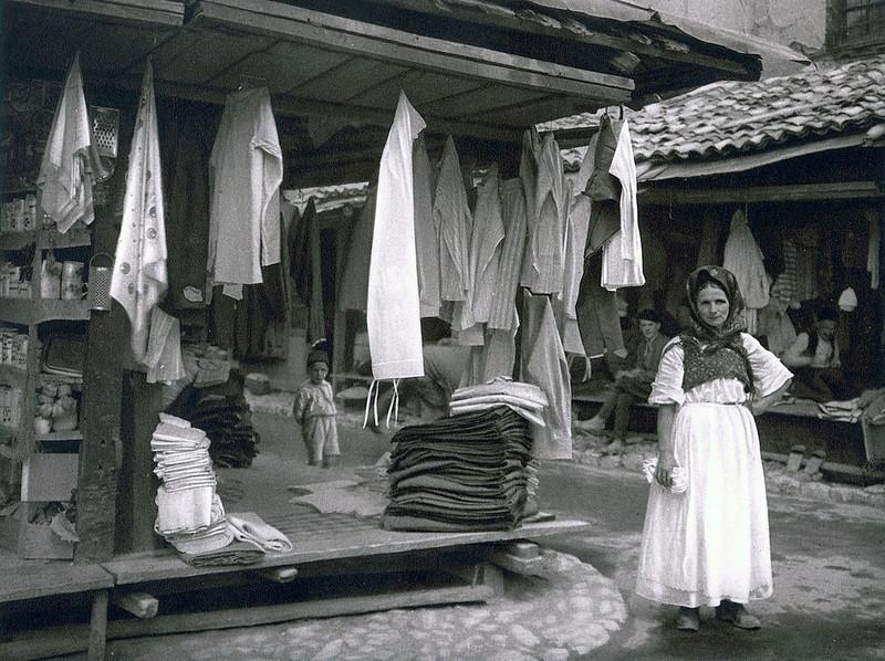 Рынок в Сараево