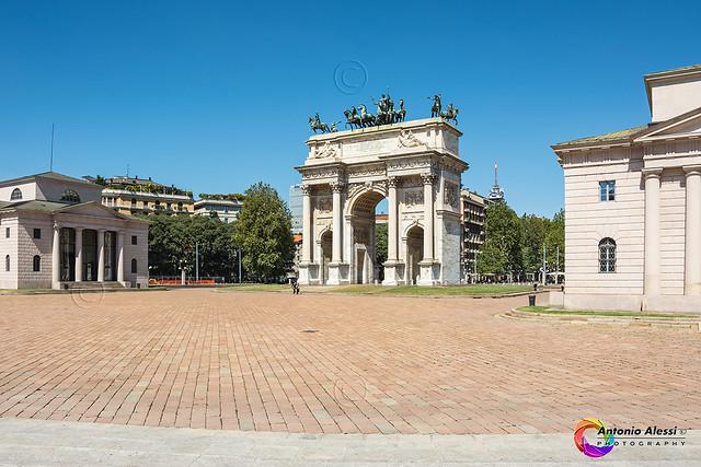 Arco della Pace - Milano MI