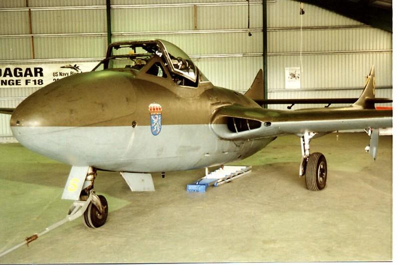 De Havilland SK 28 C2 Vampire 00002