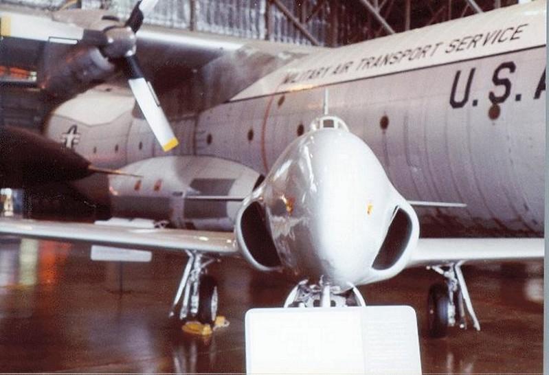 Lockheed P-80 Shooting Star 00001