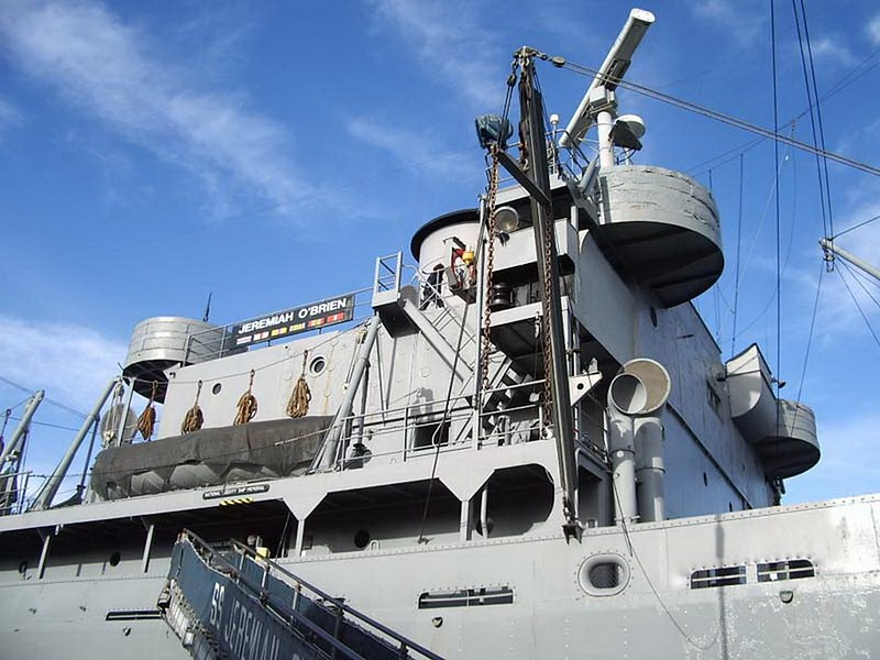 USS Jeremiah O'Brien 00307