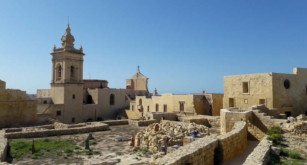 Citadel Victoria (Rabat), Il Kastell