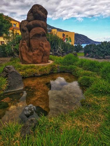 Plaza La Paz, en la Plaza de San Fernando ~ Las Explanadas