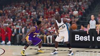 Michael Jordan vs Kobe Bryant 2003 | by s t i c k y - f i n g e r s