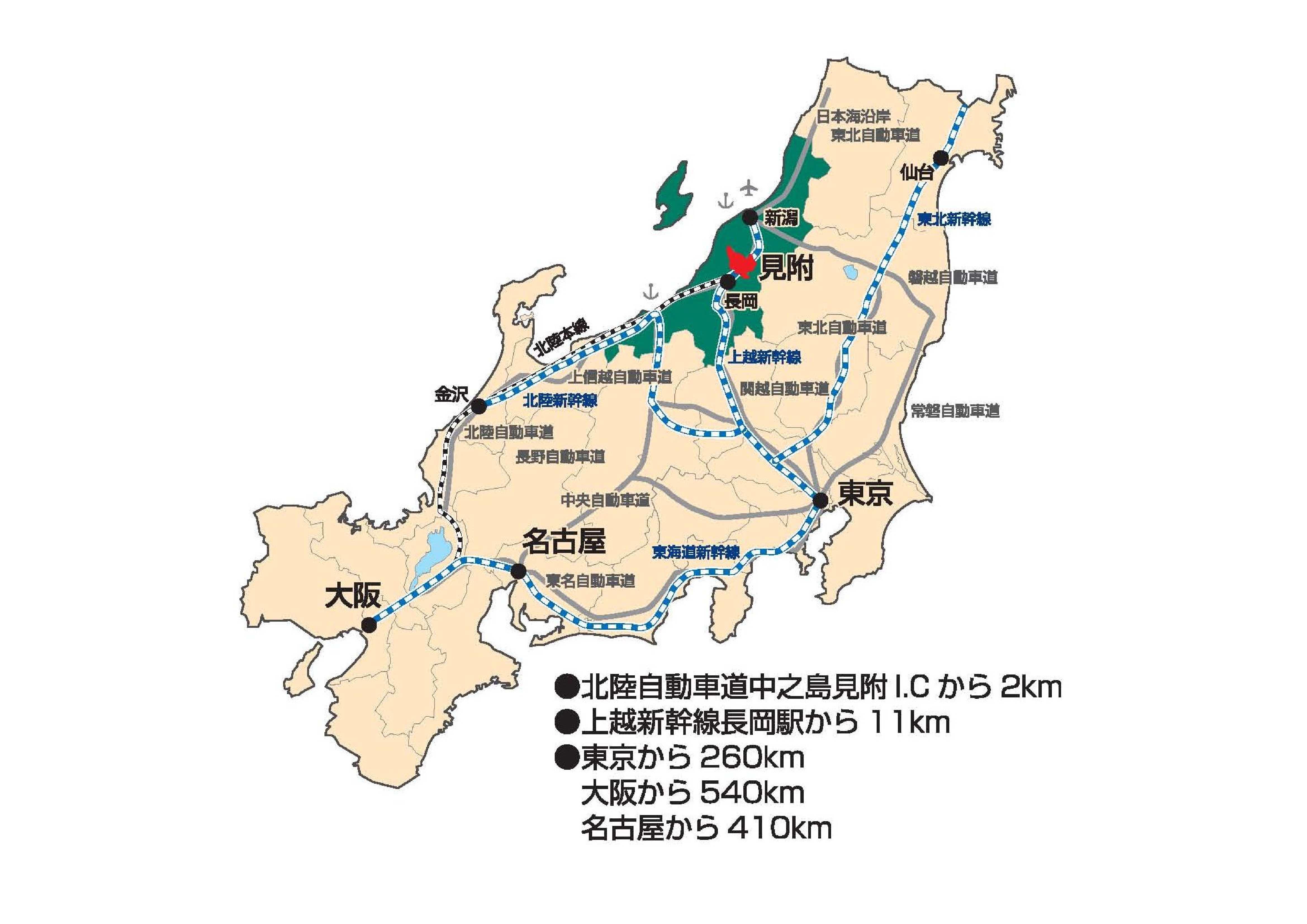 画像2(見附市位置)