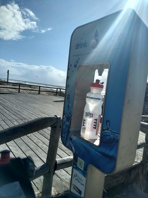 4. water refill