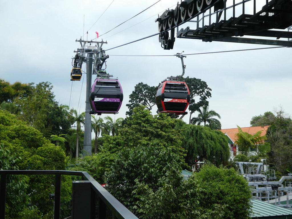 Sentosa Line Cable Car