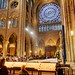 Paris, Notre Dame Cathedral, North Rose Window
