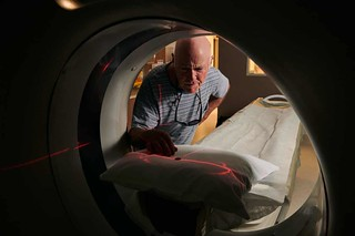 Australian archaeologist give coin a CT scan