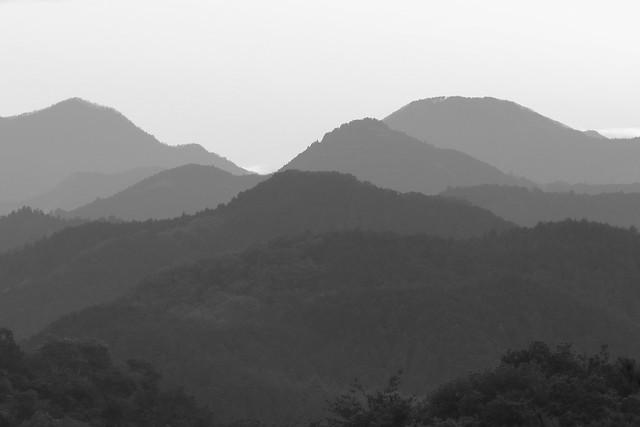 Continuing Mountains