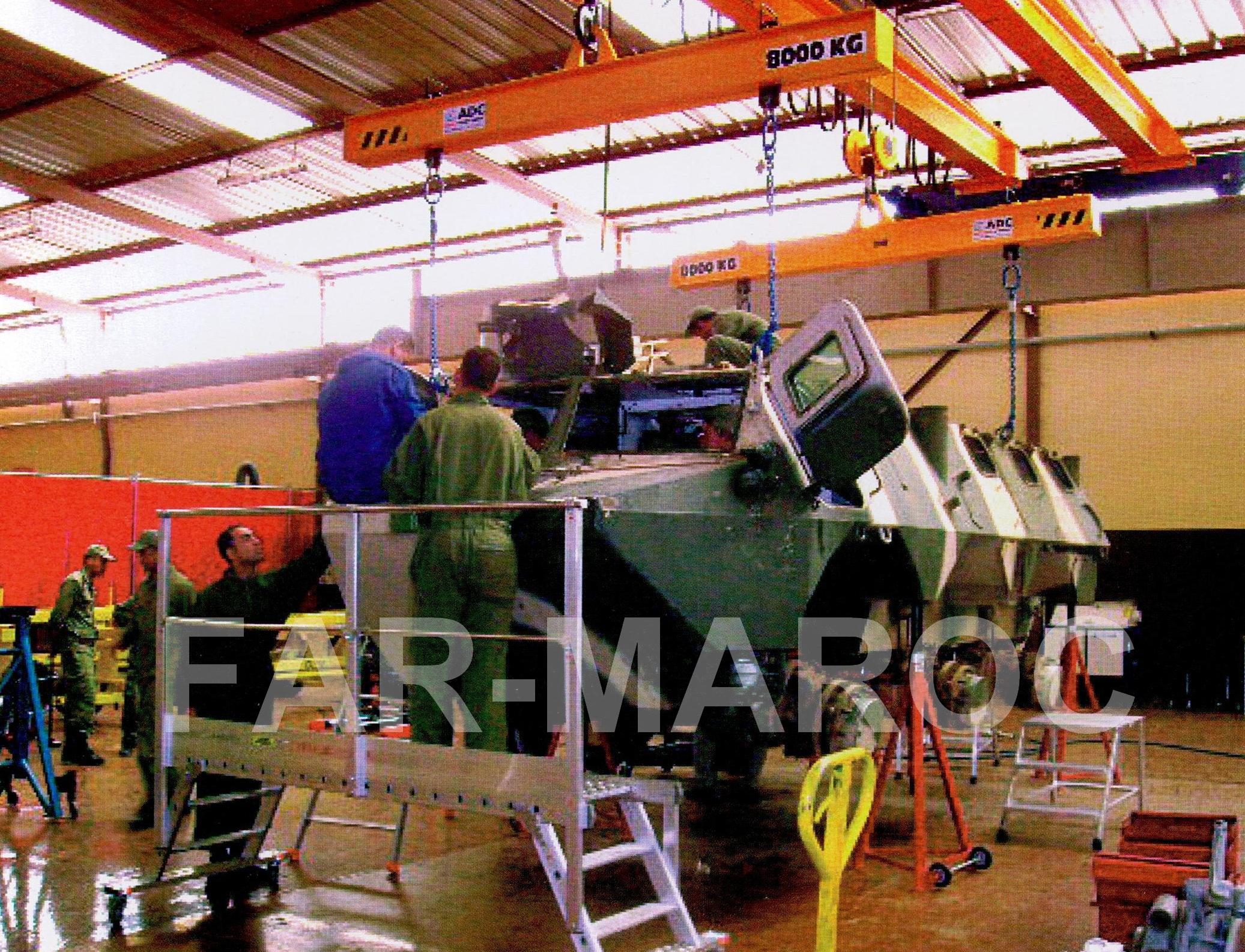 Renault VAB VTT et VCI des Forces Armées Royales 46915855275_0527e48336_o