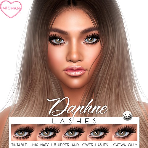 Daphne Lashes @ ACCESS
