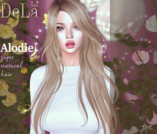 """=DeLa*= new hair """"Alodie"""""""