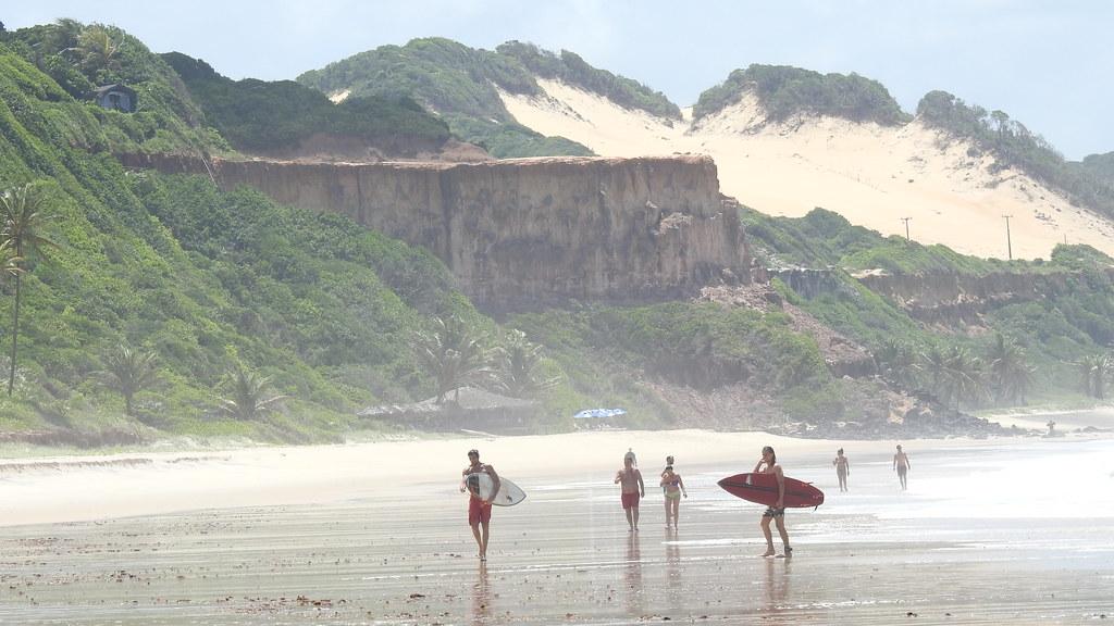 Rio Grande do Norte - Praia do Madeiro