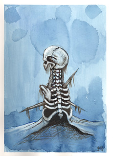 Effigy Ink and Watercolors