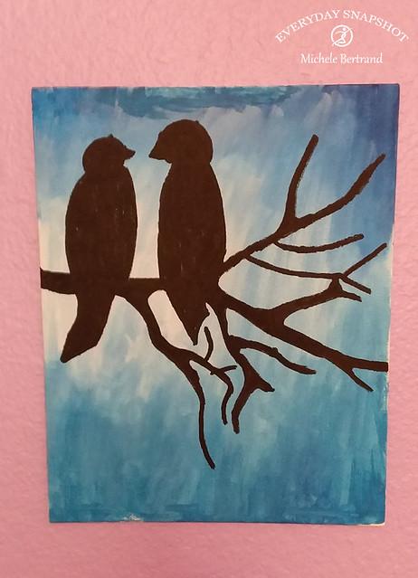Painting Birds