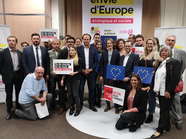 Meeting Envie d'Europe - 7 mai 2019, Malakoff