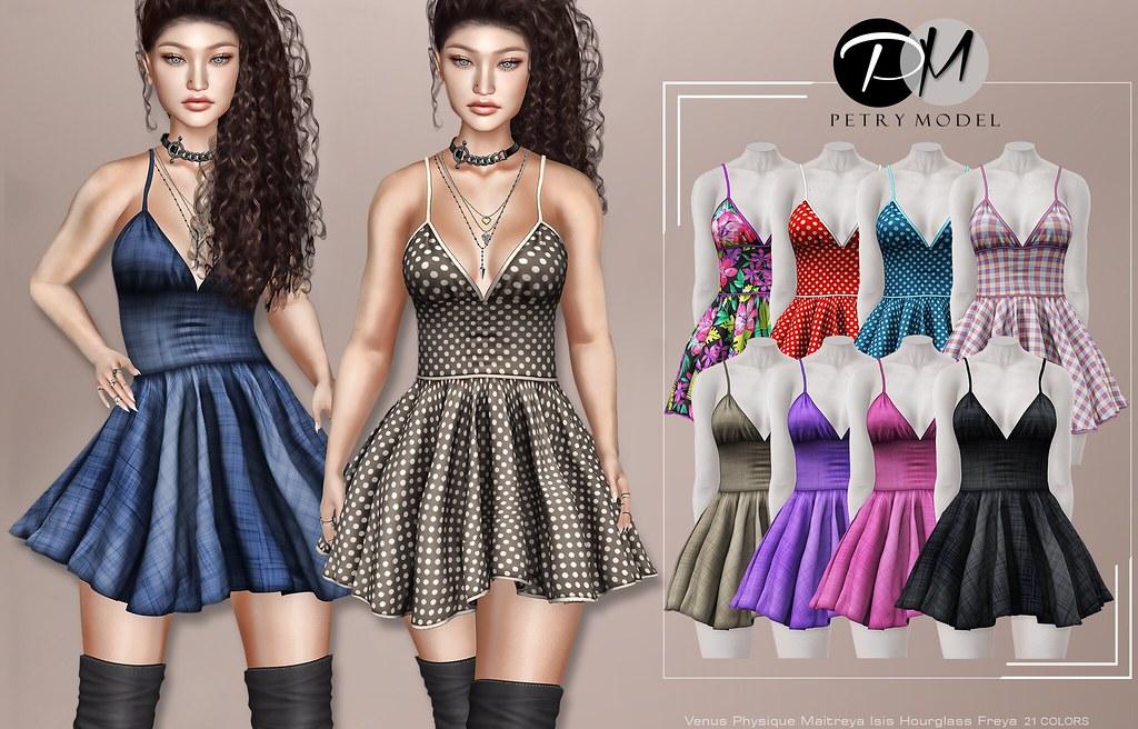 Dress USDS - TeleportHub.com Live!