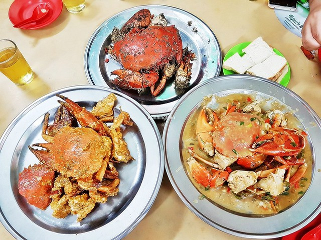Medley Of Crabs