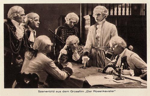 Paul Hartmann in Der Rosenkavalier (1925)