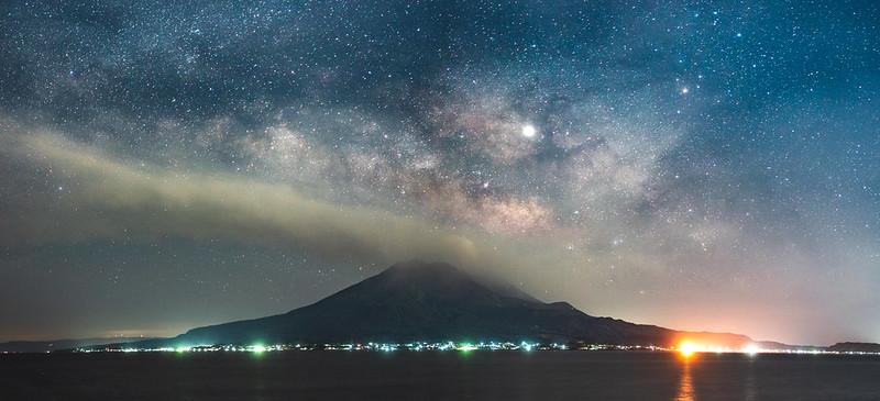 櫻島火山 Sakurajima