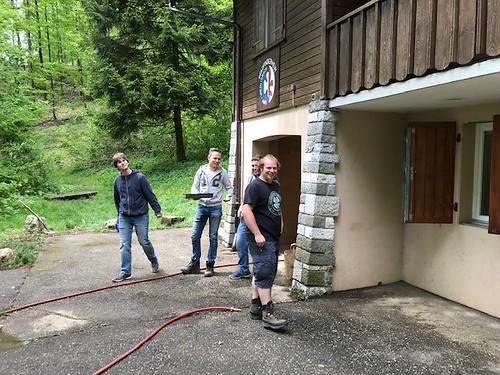 2019-05-11 Pfadiheim Putztag