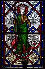 St Margaret (Hardman & Co, 1850s)