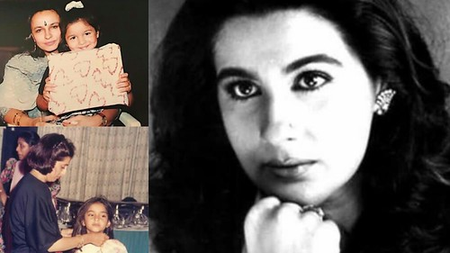 Mothers Day 2019:Bollywood stars took to social media to share pictures from their childhood with their mom