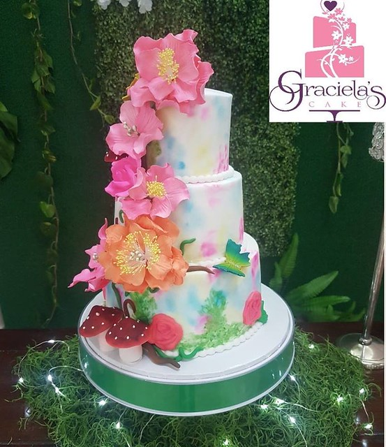 Cake by Graciela's Cake