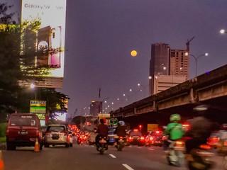 Big City's Moon