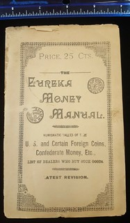 Eureka Money Manual cover