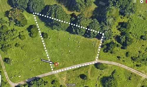 William-Barber-gravesite-satellite-closeup-marked