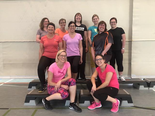 Fitness und Workout