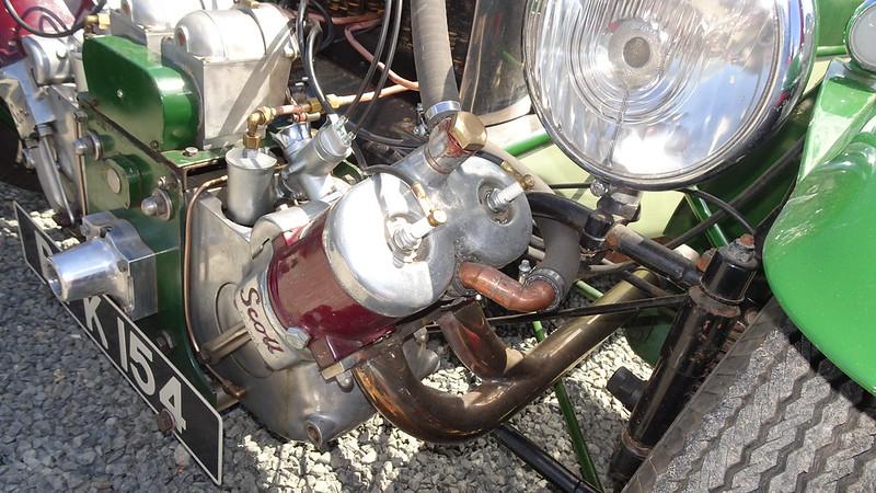 Morgan Super Sport 1934 Double Twin Scott - VRM 2019 46919896155_126e67cb72_c