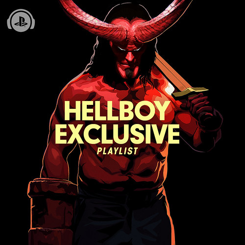 Hellboy Exclusive Playlist