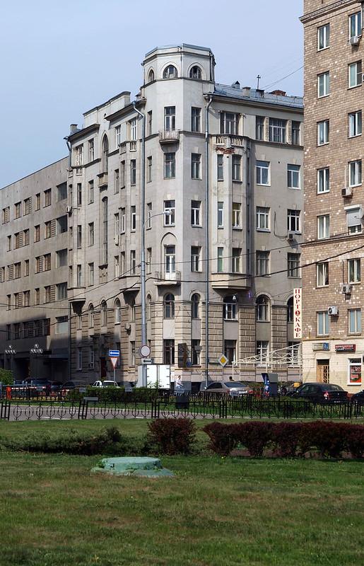 Дом Кандинского в Москве