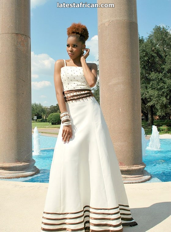 0dde30e0aec AFRICAN WEDDING DRESSES WITH A TWIST
