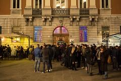 Crowd, Via Torino, Trieste