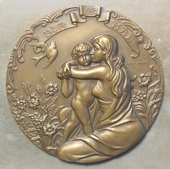 Mother Medal yMA-1